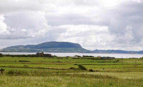 Our home in Ireland