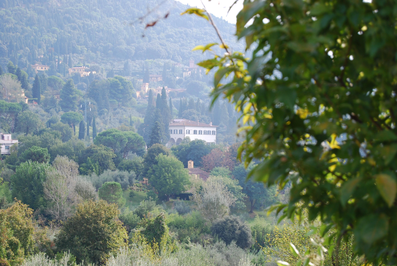 Villa la Fonte, garden
